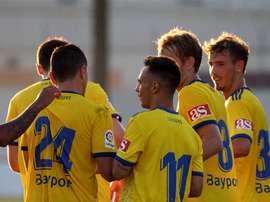 El Cádiz venció 0-3. CadizCF