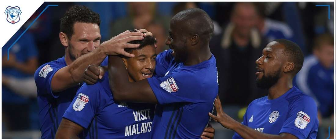 El Cardiff espera la llegada de un nuevo delantero. CardiffFC