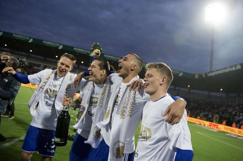 The Danish league will be back. EFE