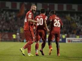El conjunto rumano confirmó la salida del mediocentro. DinamoBucaresti