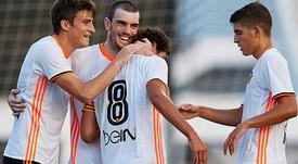 El Mestalla tiene un partido muy importante esta semana. ValenciaCF/Archivo