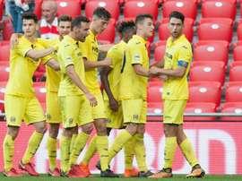 El Villarreal B confía en seguir líder tras el choque contra el Ebro. Villarreal