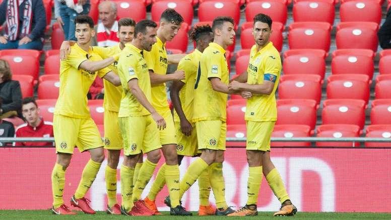 El Villarreal B ya conoce a sus posibles rivales. Villarreal
