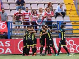 Segunda victoria consecutiva del Granada. LaLiga