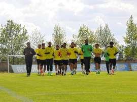 El Kayserispor presenta al centrocampista chileno Gonzalo Espinoza. KayserisporFK