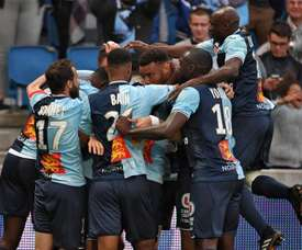Le Havre's Moukoudi could be a Premier League player by the end of the window. LeHavre