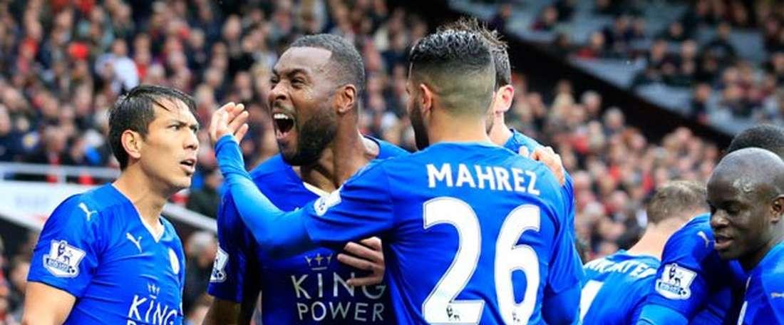El Leicester quiere seguir reforzando su plantilla. EFE