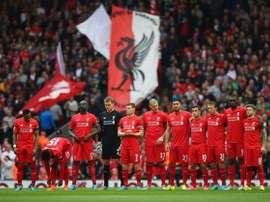El Liverpool quiere acabar con las malas sensaciones de la Premier. Twitter