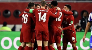 101 points and 32 wins: Liverpool go one year without losing in the Premier League! AFP