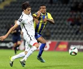 Vitória Guimarães venceu o Nacional num jogo não isento de polêmica. Twitter