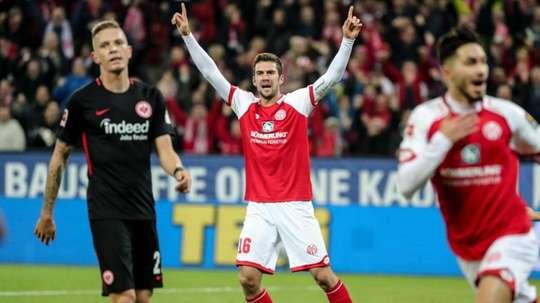 El Mainz venció al Hertha de Berlín. EFE