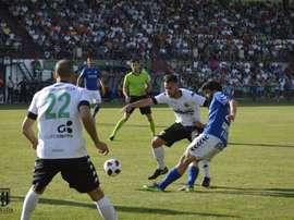 Y 18 penaltis después el Mérida vuelve a Segunda B. Twitter/Mérida