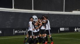 El Valencia Mestalla recibe al Castellón. ValenciaCF