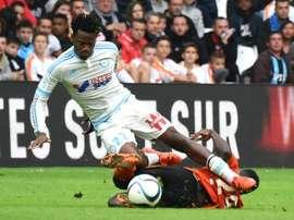 El Niza goleó al Rennes, con Ben Arfa como líder, y se instala en la zona alta de la clasificación.