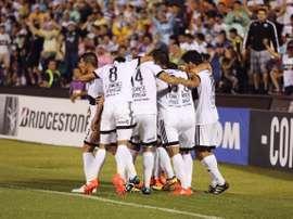 El conjunto paraguayo jugará la siguiente fase de la Copa Libertadores. Twitter/ClubOlimpia