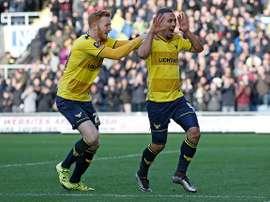 El conjunto británico jugará una temporada más en League One. Twitter/Oxford