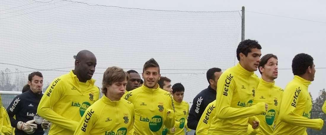 El equipo portugués tiene ya un nuevo miembro. FCPF