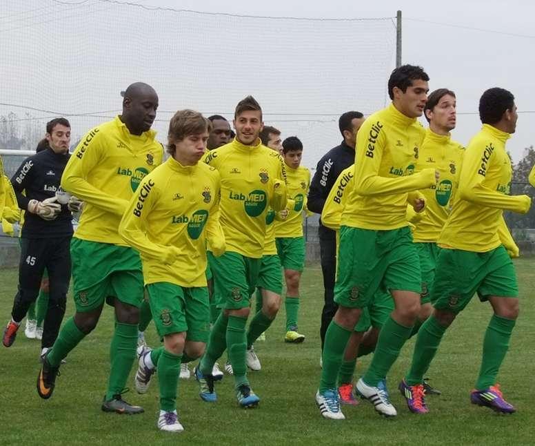 Paços de Ferreira incorpora a un nuevo delantero procedente del Marítimo. FCPF