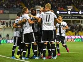 Novo caso de COVID-19 no futebol italiano. Parma