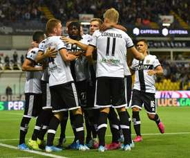 Parma vira em cinco minutos, mas Lukaku garante empate. Parma