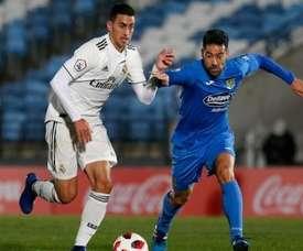 El Castilla cayó a la quinta posición. RealMadrid