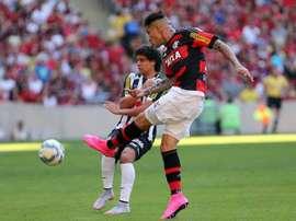 El Flamengo queda eliminado de la Copa de Brasil. Flamengo