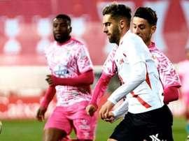 El Bada se lleva un punto de Sevilla para seguir en la lucha. CDBadajoz