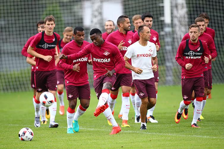 El Spartak de Moscú se ha reforzado con la incorporación de Petkovic. FCSpartakMoscow