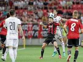 Spartak Trnava have been punished for racist chants. LegiaWarszawa