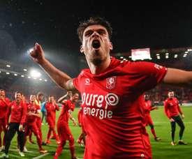 El Twente tomó aire ante el Heracles. FCTwente