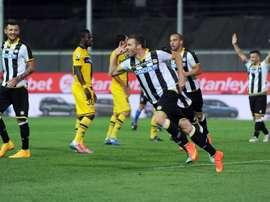 El Udinese estuvo a punto de conceder un empate en la visita del Bologna. Udinese
