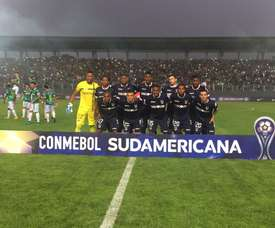El conjunto ecuatoriano se llevó la victoria a domicilio. EFE/Archivo