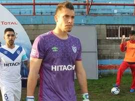 El ex de Vélez Sarsfield ya tiene nuevo destino. VelezSarsfield