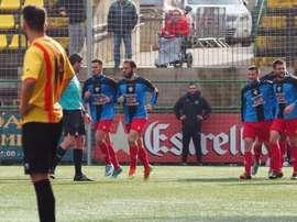 A la plantilla del Vilassar de Mar se acaba de unir el futbolista Dani Valderas. UEVilassardeMar