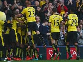 El Watford revoluciona su plantilla para recibir al Leeds. Twitter