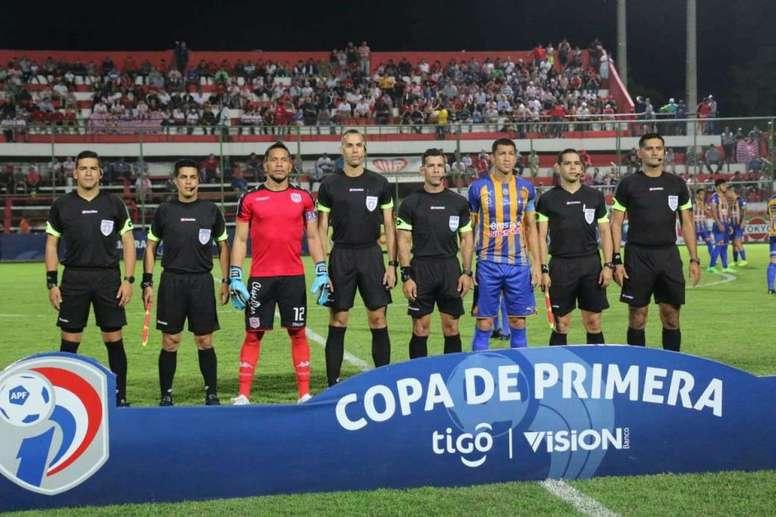 A Asociación Paraguaya cambia el sistema de competición. CopaParaguay
