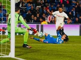 Séville recale une offre de Manchester City pour Koundé. Twitter/SevillaFC