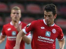 Julian Derstroff deja el filial del Mainz 05 por el Sandhausen de la segunda división alemana. AFP