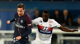 Tanguy Ndombélé pourrait rejoindre Chelsea. AFP