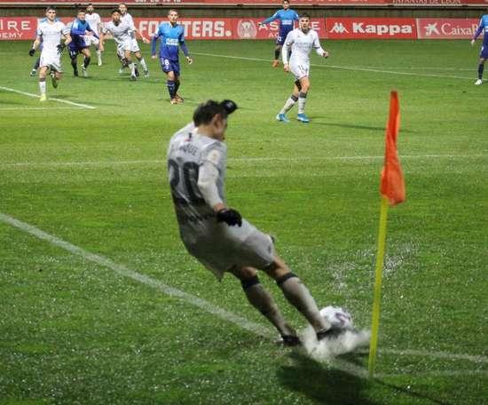 La Cultural se impuso por 3-0 a Las Rozas. Twitter/CyDLeonesa