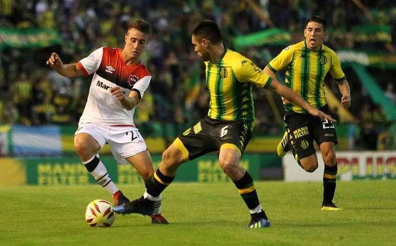 Marcioni llega a Independiente Rivadavia.  Twitter/CANOoficial