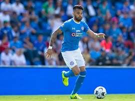 Cruz Azul no fue capaz de pasar del empate en Copa. EFE