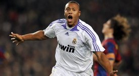 Baptista sorprendió a todos con su gol, a posteriori, más que decisivo. FCBarcelona