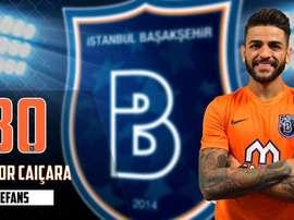 Nueva etapa para el lateral derecho. Istanbul