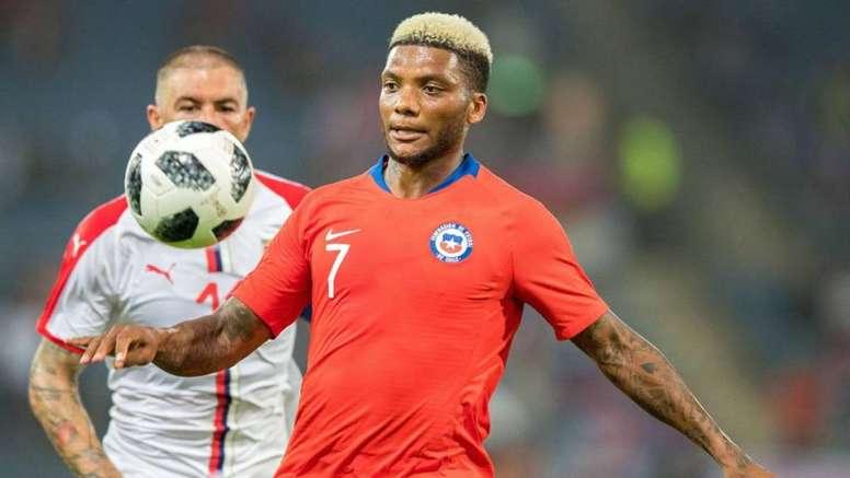 Junior Fernandes busca nuevo equipo en Turquía. EFE