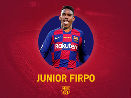 Junior Firpo has completed his move to Barcelona from Betis. BeSoccer