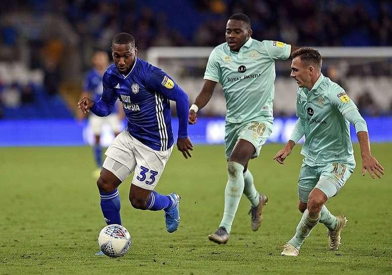 They won 3-0. Twitter/CardiffCityFC