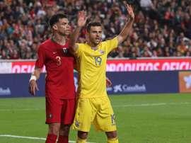 Moraes pourrait donner deux points de plus au Portugal. Facebook @JrMoraesOfficial
