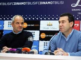 Juraj Jarávbek ha sido despedido por no clasificar al equipo para la Champions. fcdinamo