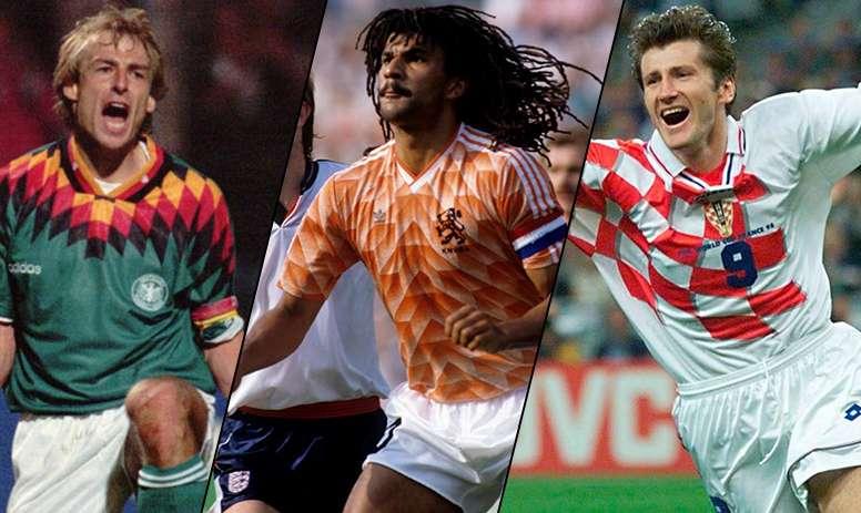 Las 10 camisetas de fútbol más bonitas de la historia - BeSoccer 8ca991dc95f36